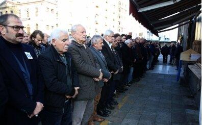 Eski Trabzonsporlu Tuncay Mesçi son yolculuğuna uğurlandı