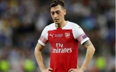 İngiltere'de gündem Mesut Özil: 'Neden oynamıyor?'