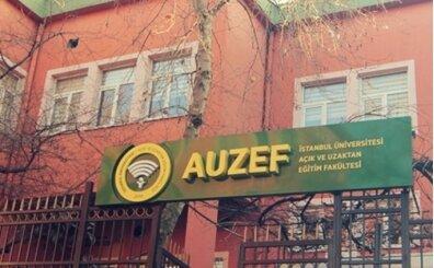 AUZEF sınav giriş belgesi çıkarma, AUZEF sınav sonuçları ne zaman açıklanacak?