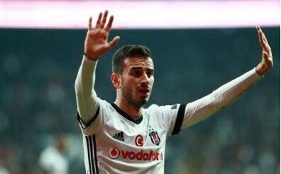 Beşiktaş'ta Oğuzhan Özyakup sevinci!
