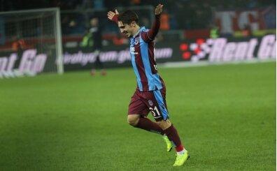 Trabzonspor'da Abdülkadir Ömür'e terapi