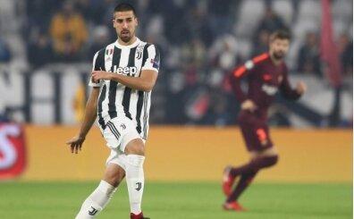 Sami Khedira transferini sağlama almak istiyor