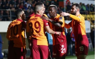 Galatasaray-Akhisarspor! Muhtemel 11'ler