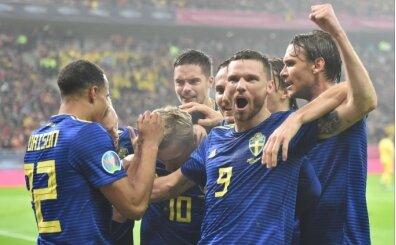 İsveç, Romanya'da EURO 2020 biletini aldı!