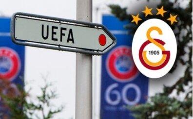 UEFA, Galatasaray'a 'usülden' hata yaptı!