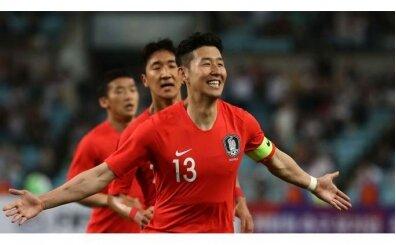 Maç öncesi Kore'de ipler gerildi