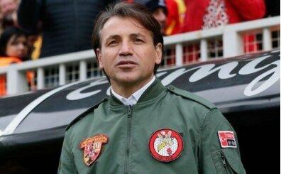 Göztepe'de Tamer Tuna'dan transfer açıklaması!