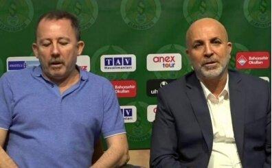 'Sergen Yalçın'a Beşiktaş ihtimalini sorduk...'