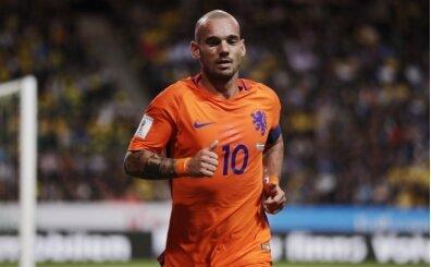 Wesley Sneijder: 'Çıldırıyorsunuz!'