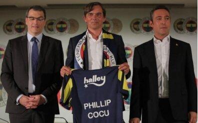 Phillip Cocu: 'Başkan Ali Koç'un kesin fikirleri vardı'