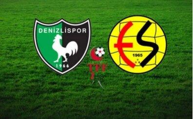 Eskişehirspor Denizlispor maçı canlı hangi kanalda? Eskişehirspor Denizlispor maçı saat kaçta?