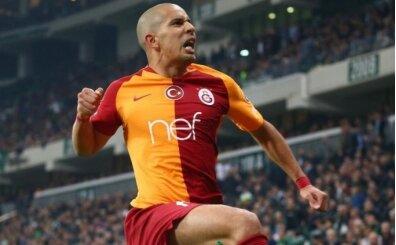 Galatasaray'da Arap baharı: Feghouli - Belhanda!..