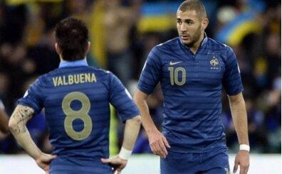 Valbuena davasında Benzema'nın beraat talebine ret!
