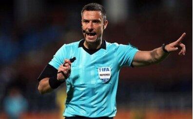 Club Brugge - Galatasaray maçına Sloven hakem