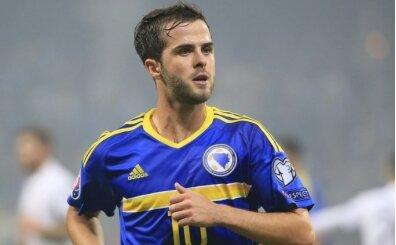 Miralem Pjanic: 'Fransa istedi, Bosna'yı üzemezdim'
