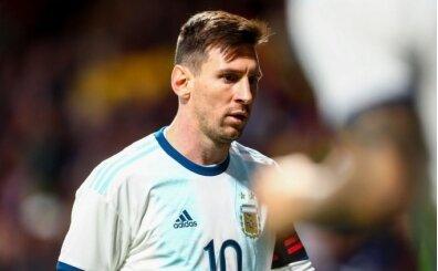 Arjantin'de Lionel Messi şoku! Sakatlık...