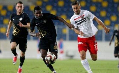 Gazişehir Gaziantep penaltılarla finalde!