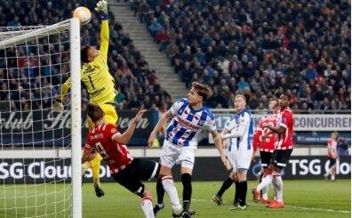 Lider PSV'ye Heerenveen'den çelme!