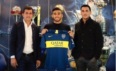 Boca Juniors, Salvio'yu resmen açıkladı!