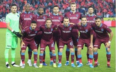 İşte Trabzonspor'da zafer kadrosu