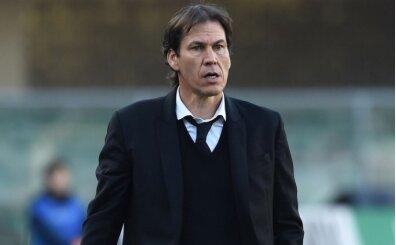 Lyon'un yeni hocası Rudi Garcia oldu