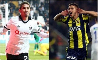 Beşiktaş ve Fenerbahçe'de veda