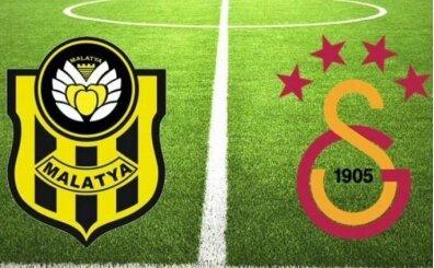 Yeni Malatyaspor Galatasaray maçı şifresiz Canlı yayın izleme, GS izle