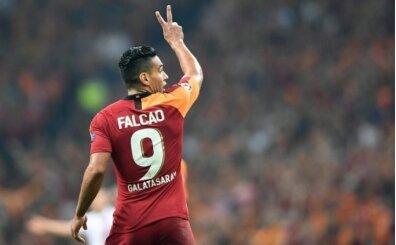Leo Messi'den Falcao yorumu; 'İnanılmaz'