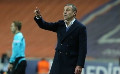 Beşiktaş taraftarından tepki; 'Yere yatsana Abdullah Avcı'