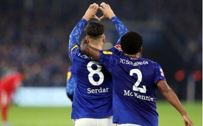 Schalke 3 puanı 89'da kaptı! Ozan Kabak...