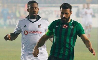 Akhisarspor'dan Beşiktaş maçı isyanı