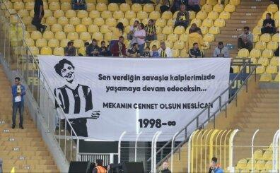 Fenerbahçe 3 puanı Neslican'a hediye etti.