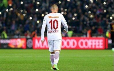 Sneijder: 'İstesem, CR7 ve Leo gibi olurdum'