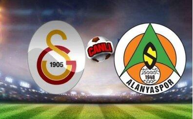 bein sports 1 izle, GS Alanyaspor maçı canlı izle, Galatasaray maçı izle
