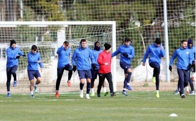 Antalyaspor, Kayserispor maçı hazırlıklarına başladı