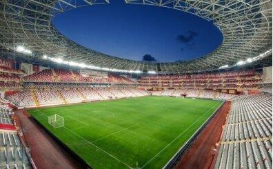 Antalyaspor-Eyüpspor maçının sahası değişti