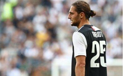 Juventus, Adrien Rabiot'yu gözden çıkardı