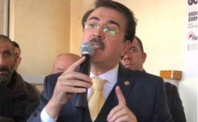 AK Parti'li Aydemir: 'Erzurumspor düşürülmüştür!'