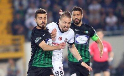 Beşiktaş, ikinci yarıyı Akhisar'da açıyor