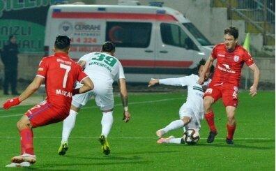 Altınordu'nun Gazişehir maçı muhtemel 11'i belli oldu
