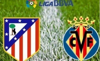 Atletico Madrid Villarreal canlı hangi kanalda? Atletico Madrid Villarreal maçı saat kaçta?