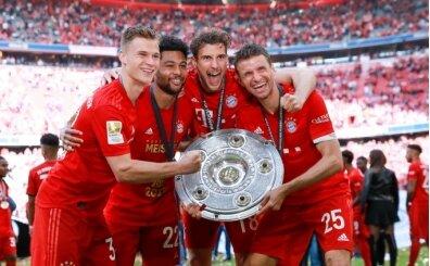 Avrupa'nın 4 büyük liginde şampiyonlar belli oldu!