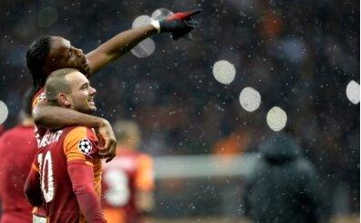 Mustafa Cengiz'den Sneijder ve Drogba cevabı