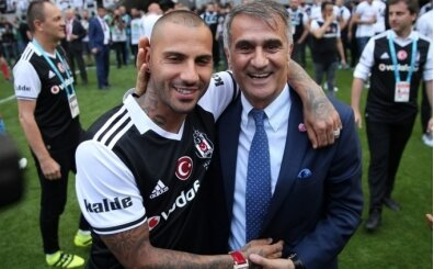 Ricardo Quaresma: 'Fenerbahçe maçı sonrası üçlü çektireceğim'