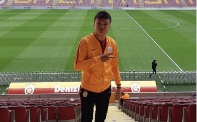 Galatasaraylı genç futbolcudan büyük centilmenlik