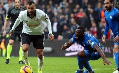 Beşiktaş'ta derbi stratejisi: kanatlardan hücum!