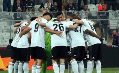 Beşiktaş'ta ilklerin maçı, rakip Braga