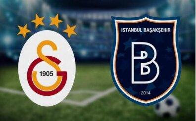 Galatasaray 2-1 Başakşehir maçı özet izle, GS Başakşehir golleri