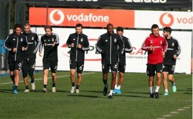 Beşiktaş'ta 5 eksik