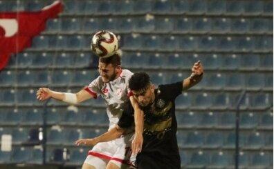 Osmanlıspor lige 3 puanla başladı